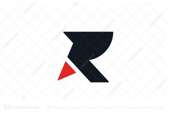 Sporty Letter R Logo Automotive Logo Letter Logo Design Monogram Logo