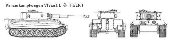 """""""Common"""" knowledge is that the Tiger was conceived after the Germans encountered the Russian T-34 during the campaign on the east . This is not entirely accurate as the planning had already begun at a meeting with Hitler on 26th May, 1941. It was not until June 22nd, 1941 that Operation Barbarossa was launched. However, Hitler's interest in the project peaked after the Germans encountered the T-34 medium tank which had practically rendered the entire German panzer forces obsolete."""
