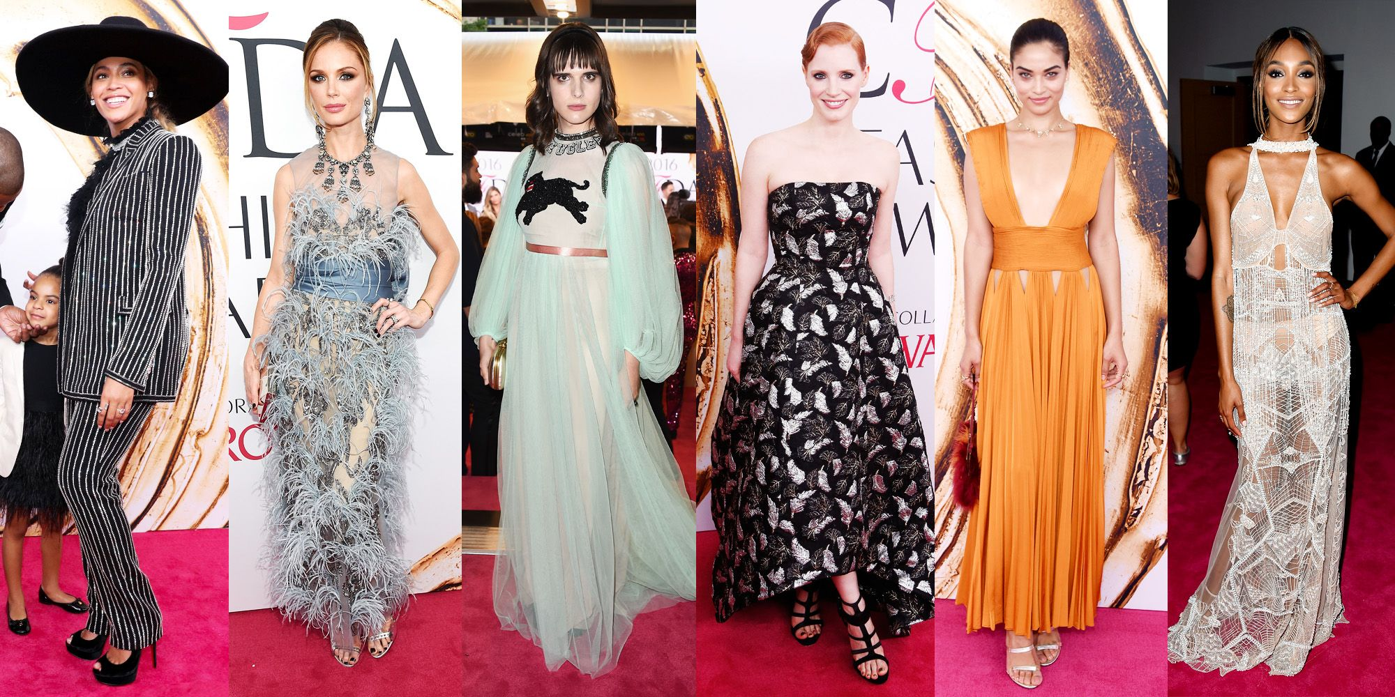 The best looks from the cfda fashion awards cfda awards big