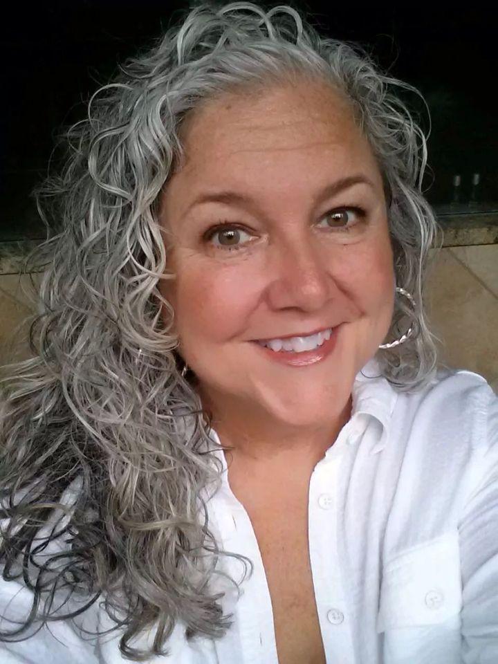gray hair  silver white hair grey curly hair curly hair