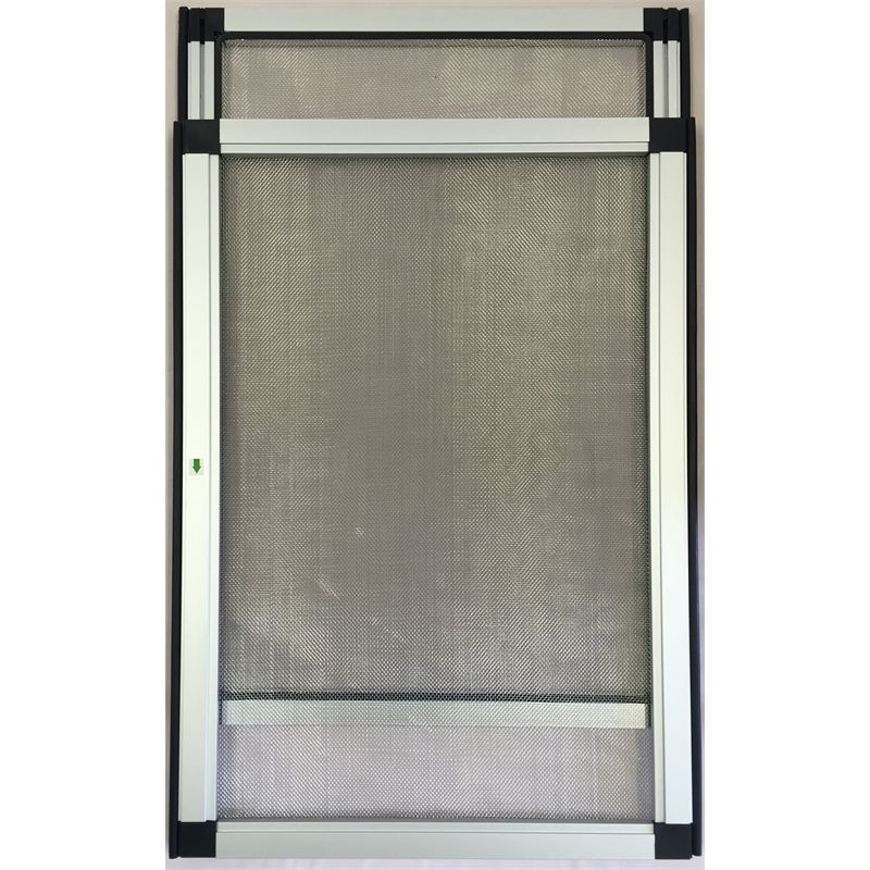 Find Magnet 500-900mm Adjustable Deluxe Flywire Screen at Bunnings Warehouse. Visit your local store for the widest range of building u0026 hardware products.  sc 1 st  Pinterest & Magnet 500-900mm Adjustable Deluxe Flywire Screen | Magnets Screens ...