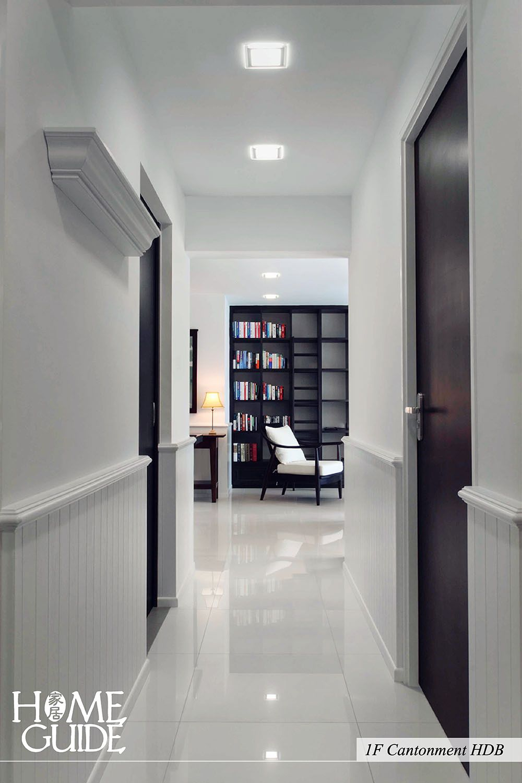 Minimalist Hdb Design: Minimalist Interior Design Concept For 1F Cantonment HDB