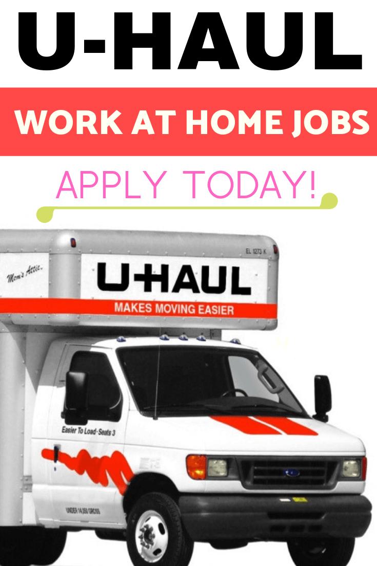 U haul working hours
