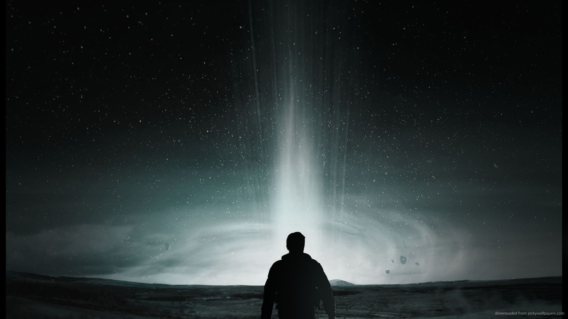 Interstellar Wormhole Hd Wallpaper In 2019 Interstellar