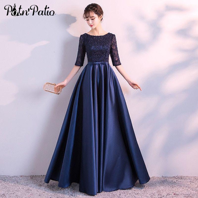21+ Navy blue elegant dress ideas in 2021