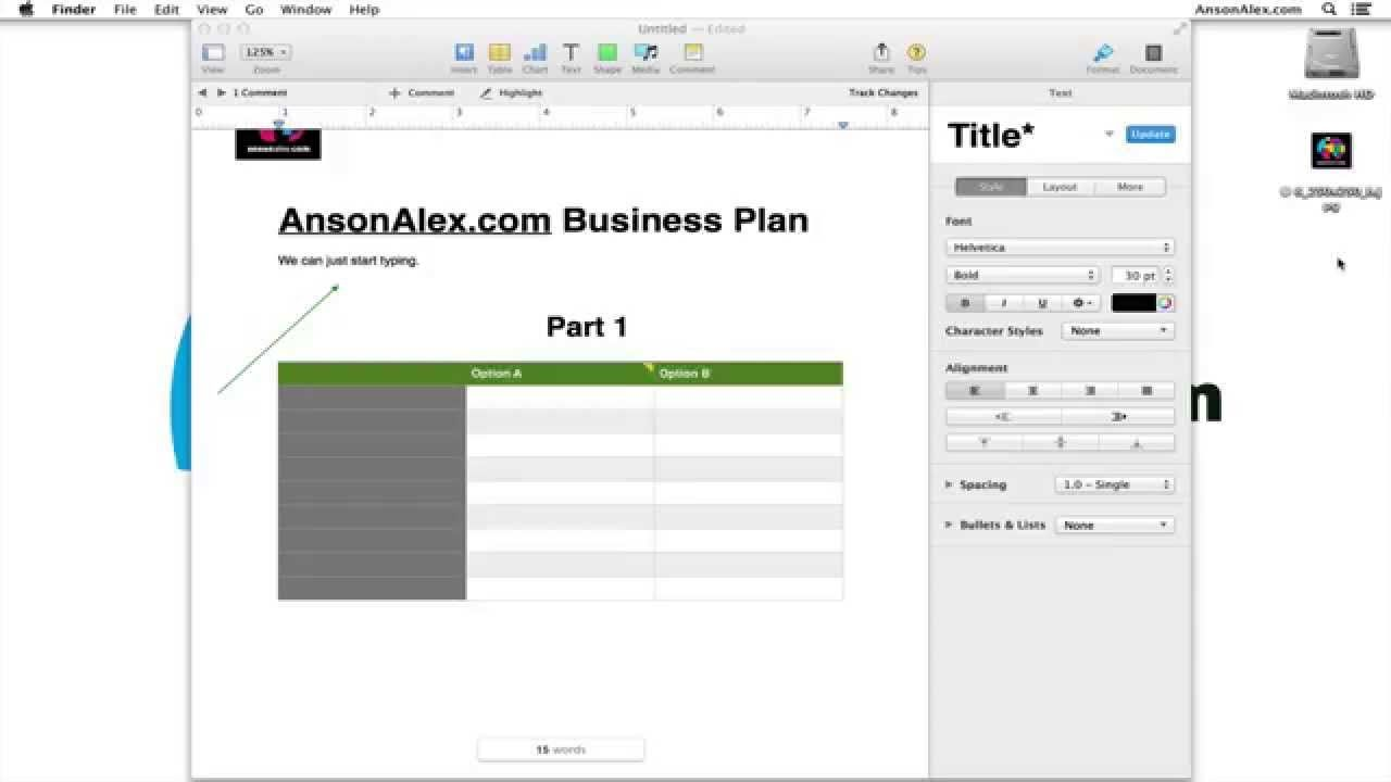 Pages App For Mac Os X