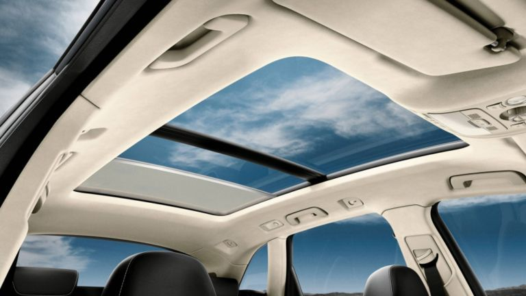 The Two Panel Panoramic Sunroof Offers All Passengers The Joy Of Natural Light Whether Open Or Closed Find More Audis At Www Audi Sq5 Classic Car Insurance