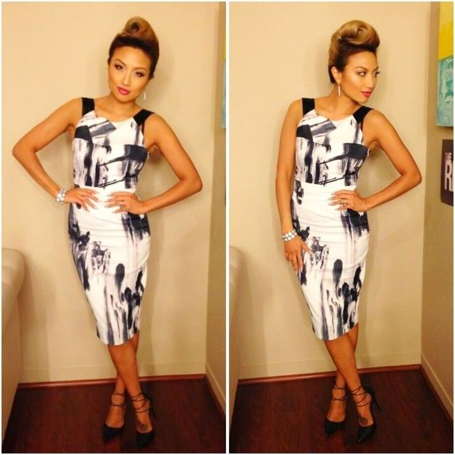 Jeannie mai fashion secrets dress