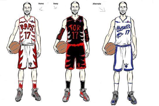 newest 69b6a 17e82 Jersey revamp | The Raptors Jersey Since 95' | Toronto ...
