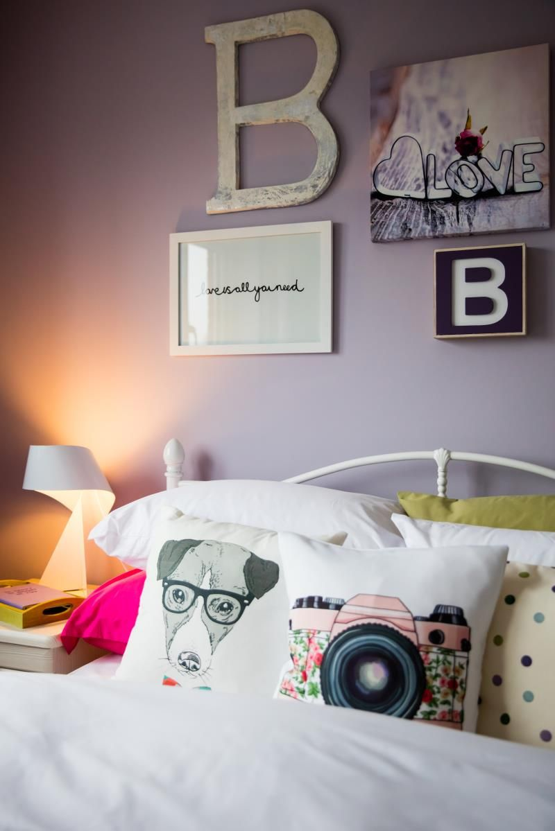 Quirky bedroom designs for teenagers art styling