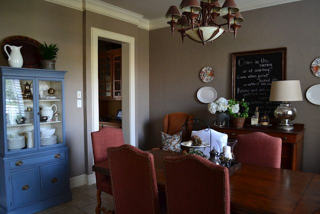 Foyer And Living Room Colors : Valspar allen roth weekend in the country paint for