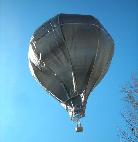 Hot air balloon flight : How it works - hot air balloon flight ...