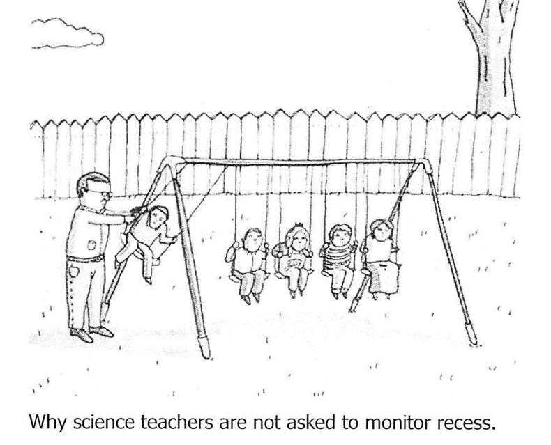 Swing set Newtonian / Labs, Activities, and Other