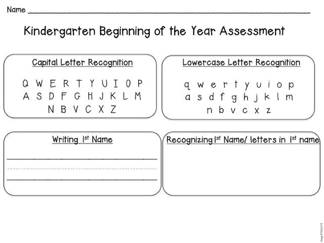 The Daily Alphabet Letter Recognition \ a Freebie!!! Grade 1 - letter of recognition