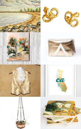 Golden hour by Ella Saridi on Etsy--Pinned with TreasuryPin.com