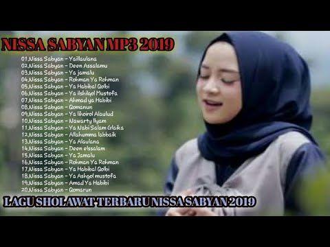 Nissa Sabyan Full Album Terbaru 2019 Lirik Mp3 Full Album Terlengkap Lagu Lagu Terbaik Lirik Lagu