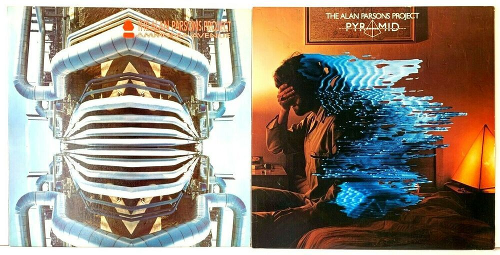 Details About The Alan Parsons Project Pyramid Ammonia Avenue Lp