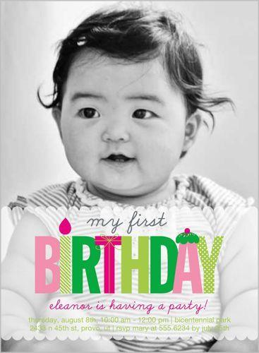 Shutterfly Birthday Invitations My Birthday Pinterest