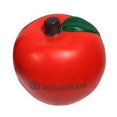 Schoology Swag Shop Apple Stress Reliever Swag shop