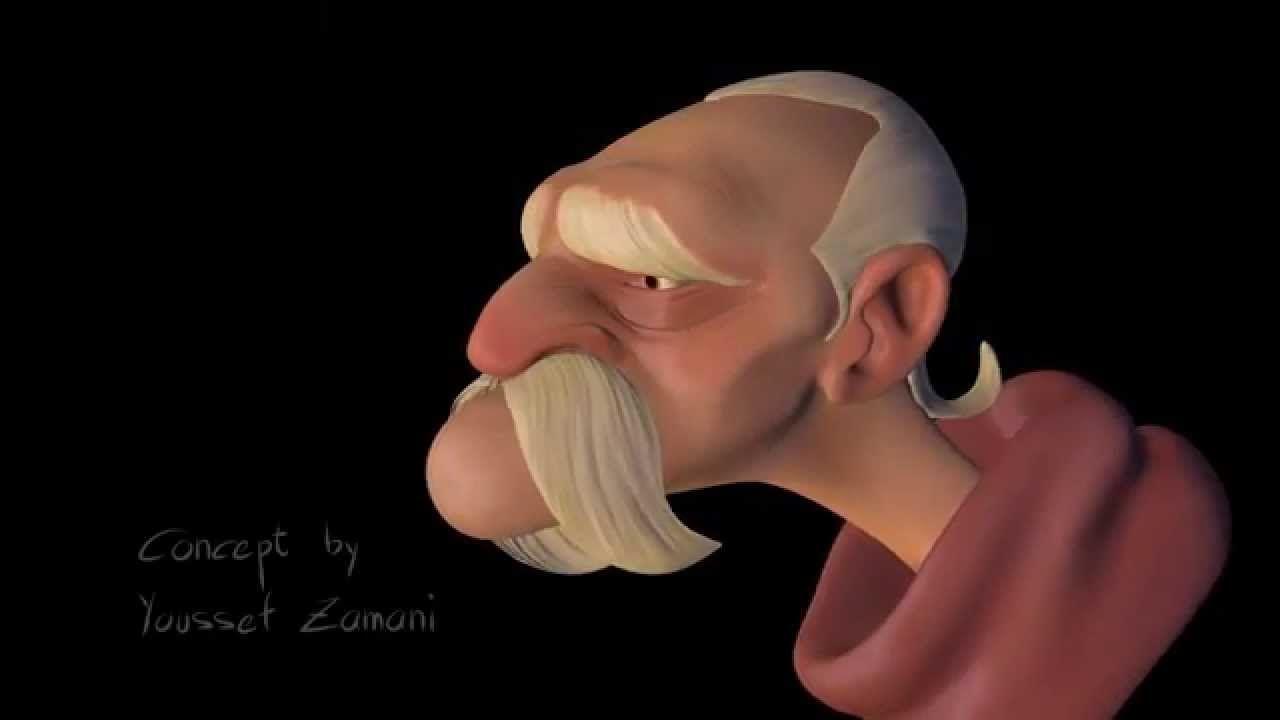 3D Modeling Demo Reel 2015