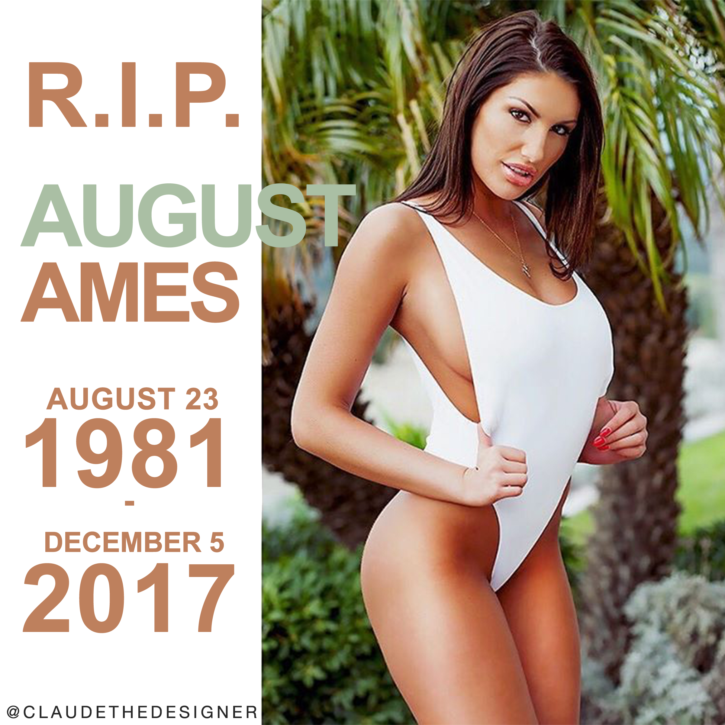 August ames (rip)