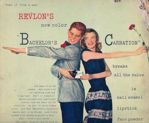 REVLON's 1946 ads