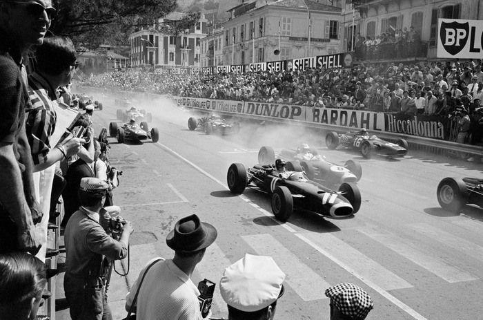 Formula 1 Photography Book