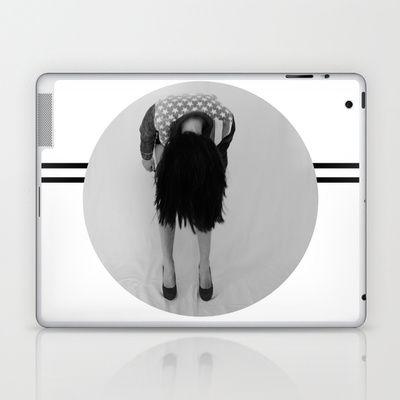 Free Spirit. Laptop & iPad Skin by Sarah Zanon - $25.00