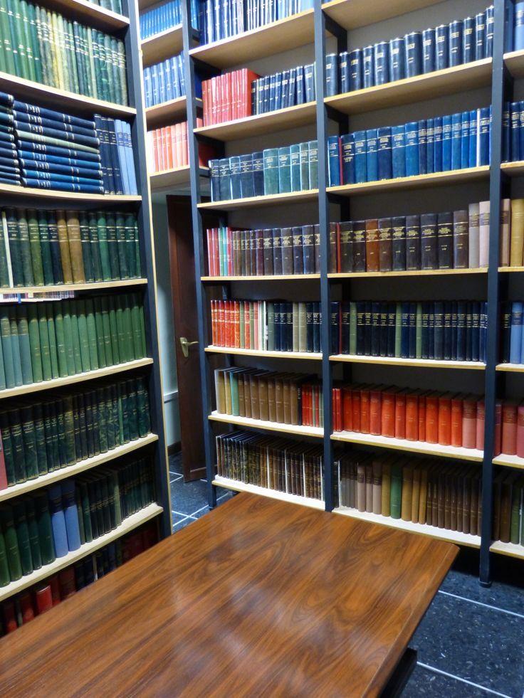 Depósito de revistas http://www.incar.csic.es/biblioteca