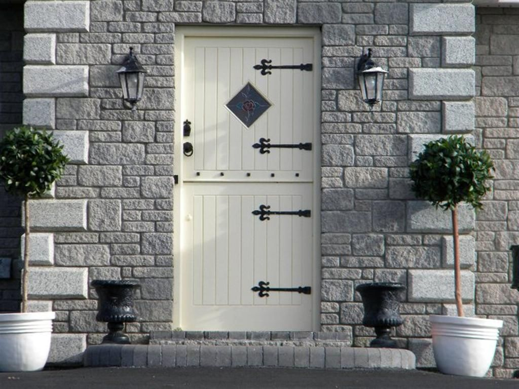 A bespoke cottage style door with black iron fixtures 2972 a bespoke cottage style door with black iron fixtures country and cottage style doors from cotswood doors ltd rubansaba