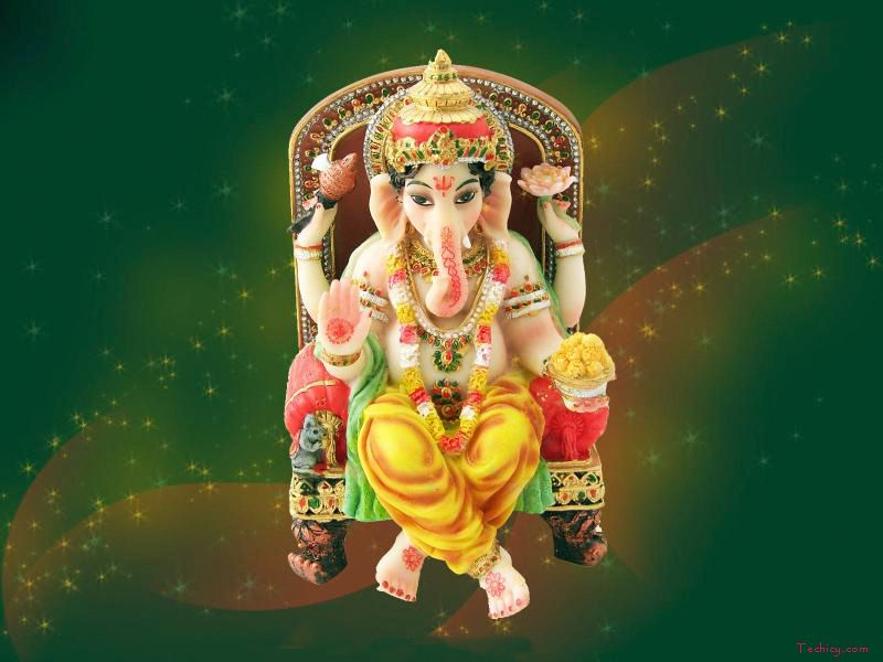 Ganesh Wallpaper For Android Lord Vinayagar Wallpap...