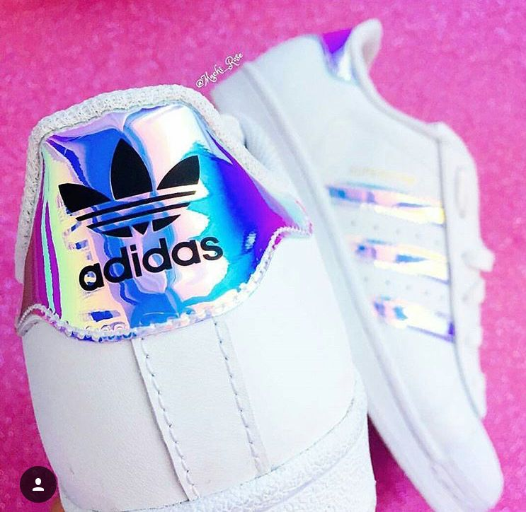 afff3d7457833 HOLOGRAPHIC ADIDAS SUPERSTAR on The Hunt