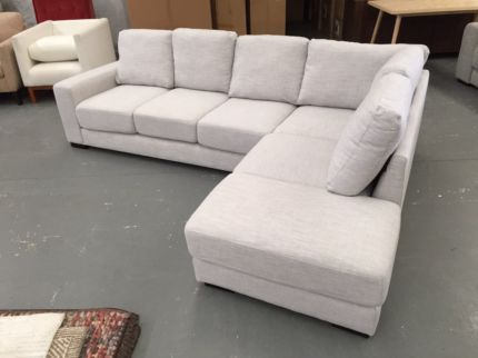 Brand New Fabric Corner 50 Off Rrp Sofas Gumtree Australia Greater Dandenong Dandenong South 1132329593 Sofa Couch Gumtree Australia