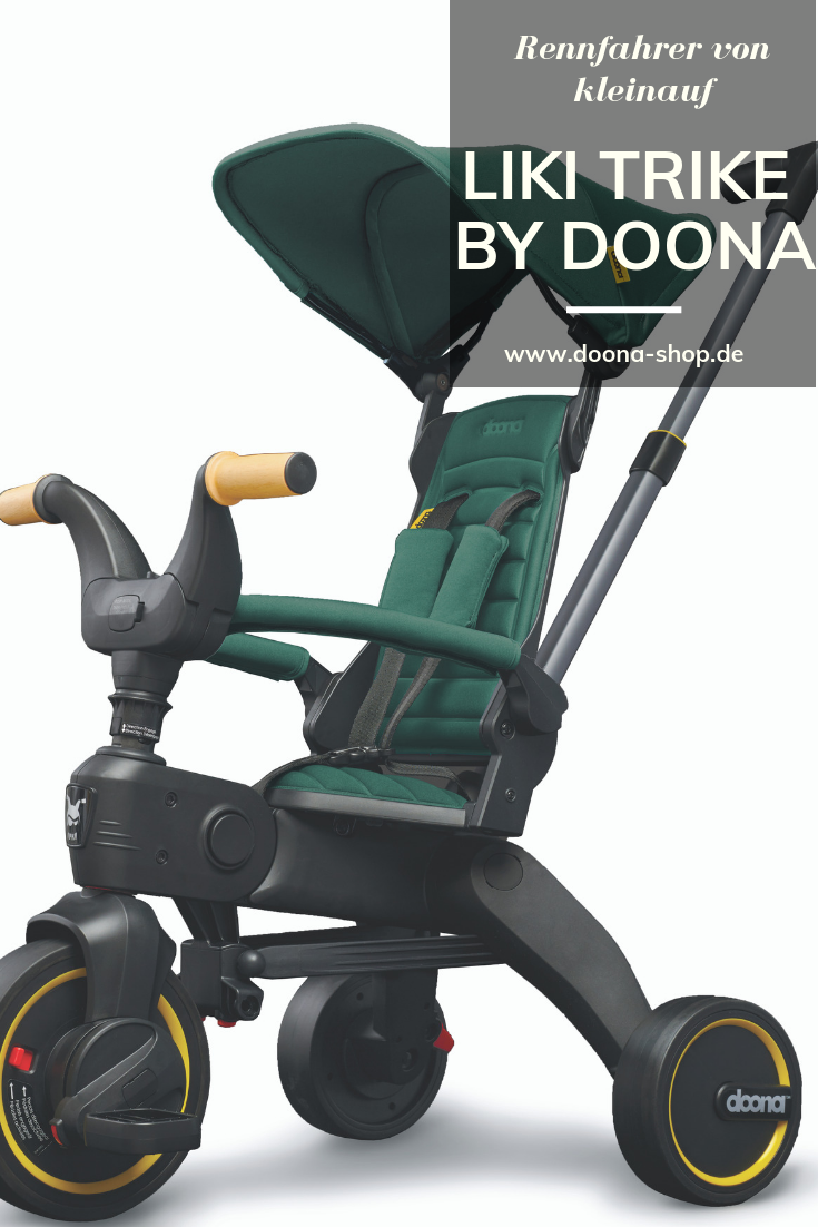 Liki Trike S3 - Kinderdreirad   Dreirad. Autositz. Reisen mit baby