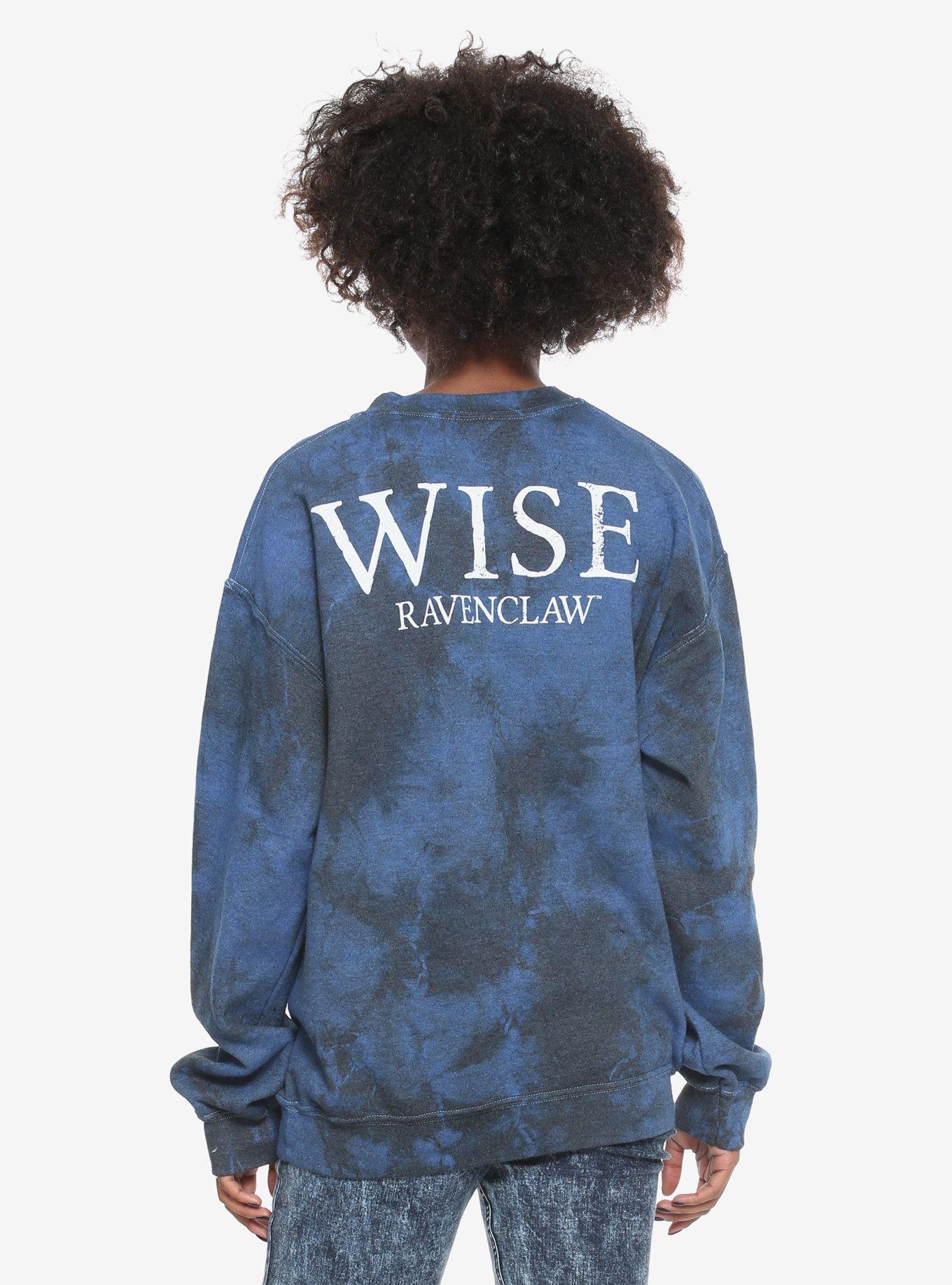 Harry Potter Ravenclaw Wise Girls Sweatshirt Girl Sweatshirts Ravenclaw Harry Potter Ravenclaw [ 1836 x 1360 Pixel ]