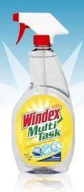 Windex Cleaner Vinegar Trigger, Crystal Rain - 26 Oz by SC ...