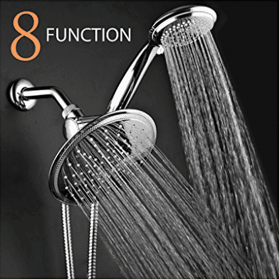 Top 10 Best Shower Heads In 2020 Reviews Buyer S Guide With