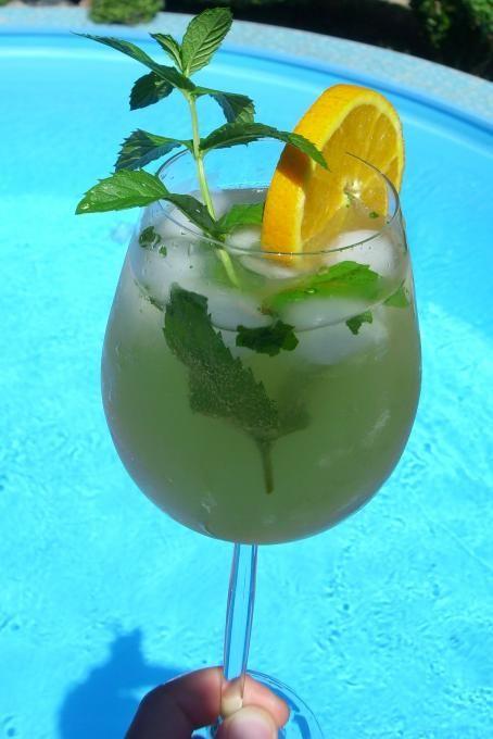 Gin-Mabra | Mixgetränke | Pinterest | Gin, Cocktails und Cocktail ...
