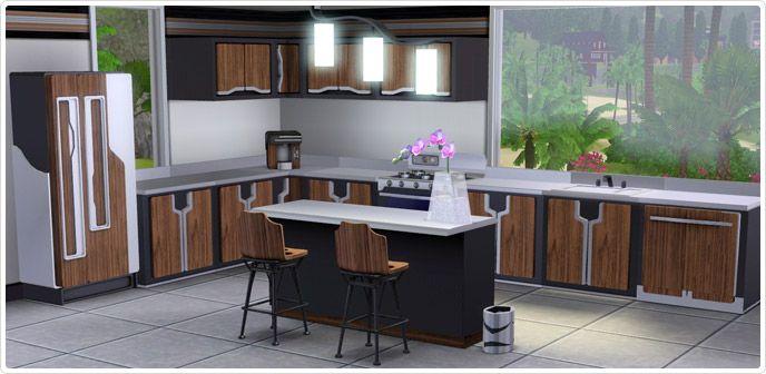 ultra lounge kitchen at the ts3 store ts3 kitchen stuff