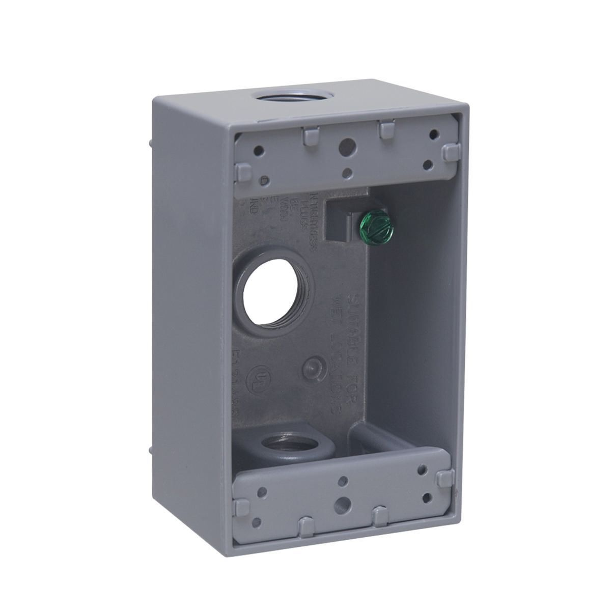Weatherproof Electrical Boxes For Outdoor Use Weatherproofing Covered Boxes Electricity