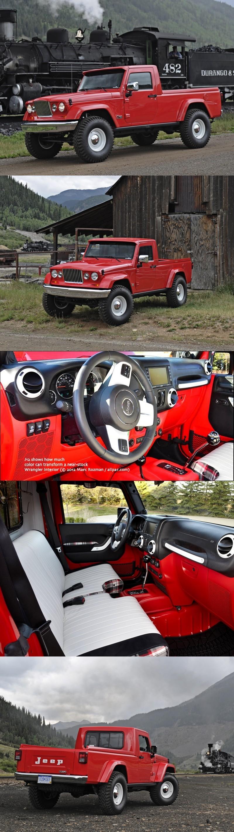 Pin by c_a_l_e_b on Trucks & Jeeps Jeep concept, Concept
