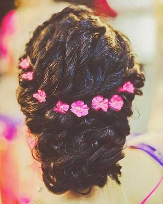 40 Indian Bridal Hairstyles Perfect For Your Wedding Fashion
