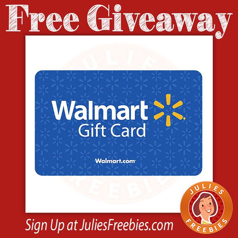 Free walmart gift card giveaway walmart gift cards gift