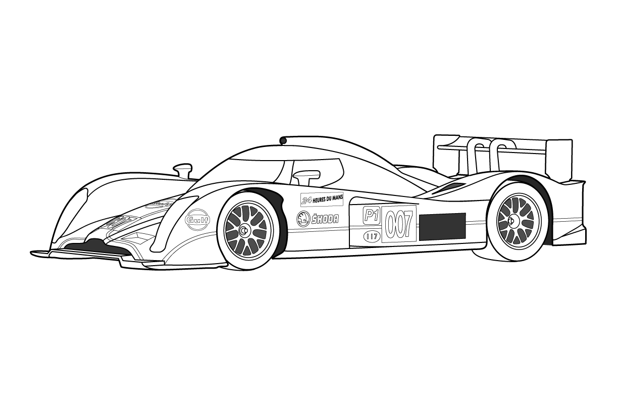 Cool Car Racing Coloring Pages For Kids Bqa Printable Racing Coloring Pages For Kids Race Car Coloring Pages Cars Coloring Pages Cool Cars