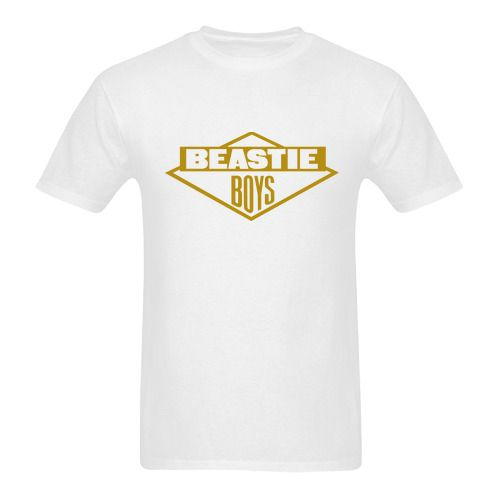 8971f0323527 1986 BEASTIE BOYS Get Off My Dick GILDAN Heavy Cotton T-Shirt Size S ...