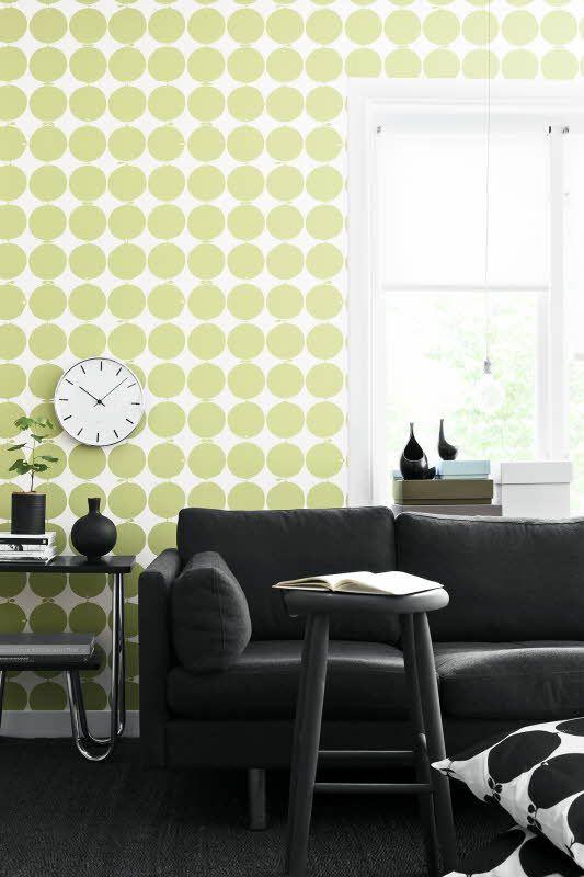 Boråstapeter, Scandinavian designers, Värisilmä http://kauppa.varisilma.fi/seinanpaallysteet/nonwoven-tapetit/scand_designers/ #olohuone #tapetti