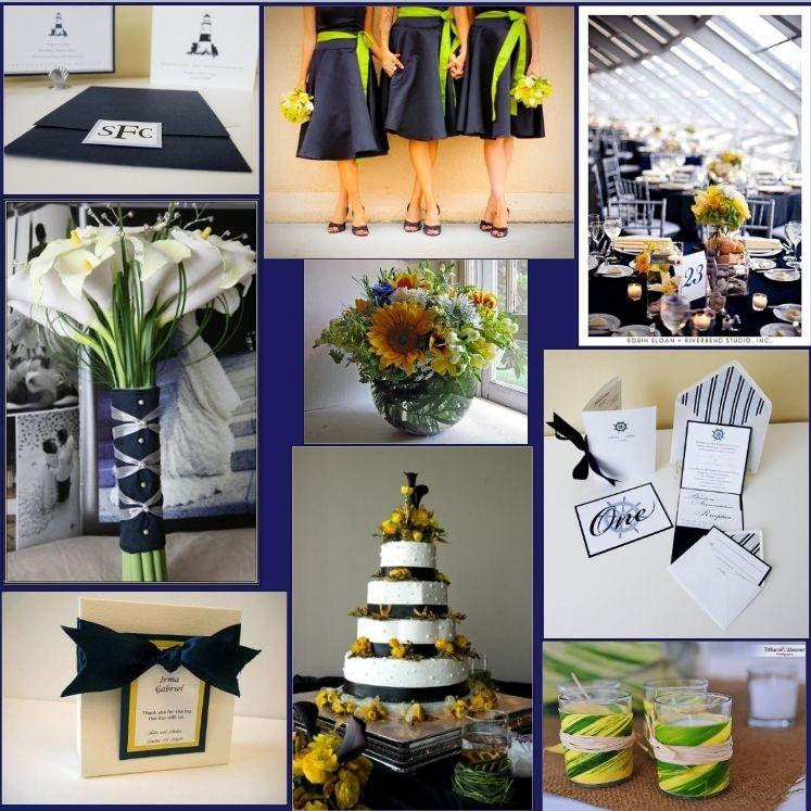 nautical themed wedding tie the knot ideas themed