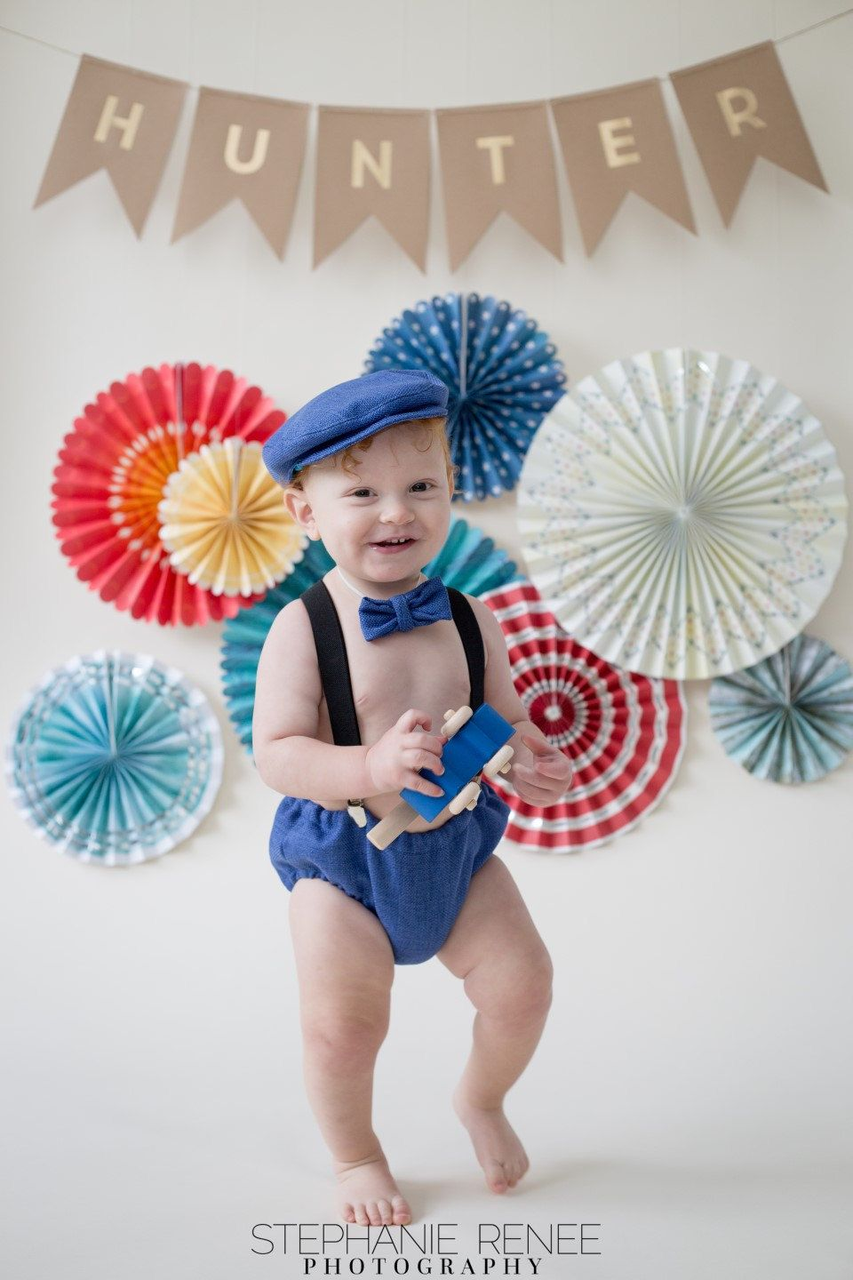 Blue Baby boy 1st Birthday Outfit...1st Birthday dress up