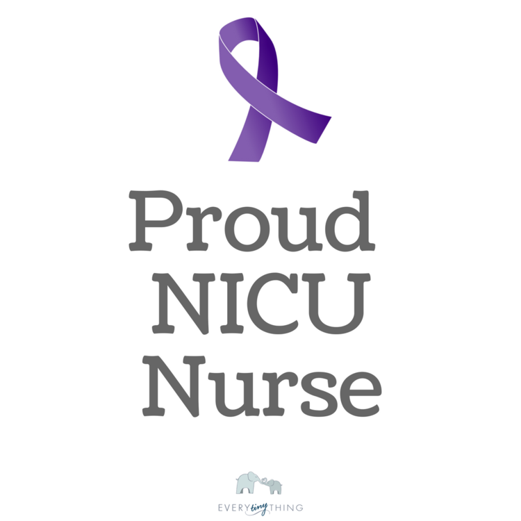 Proud Nicu Nurse Image Gift Ideas Nicu Nurse Quotes Nurse Life