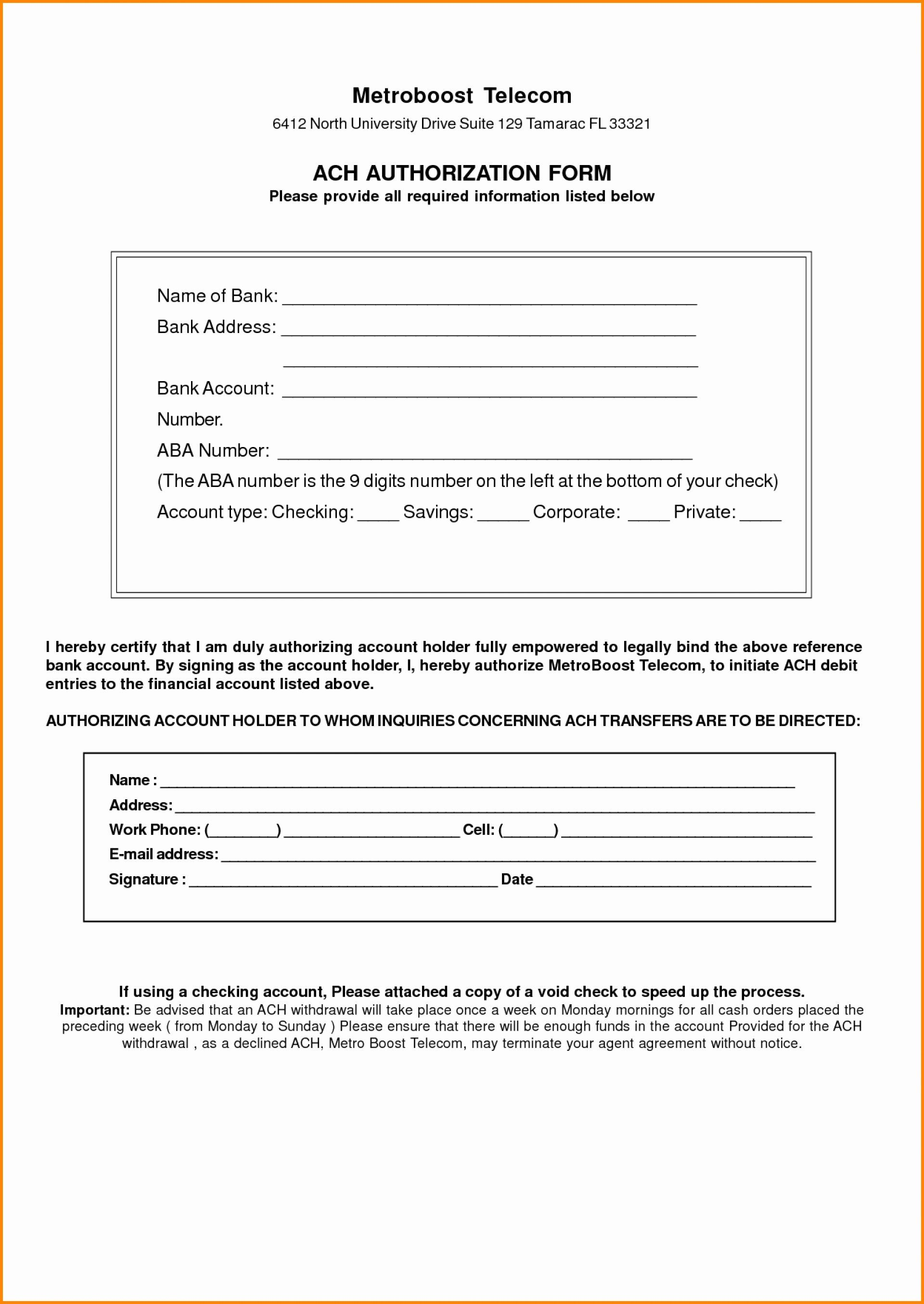 Ach Deposit Authorization Form Template Awesome Automated Clearing House Ach May 2011 Templates Marketing Plan Template Lesson Plan Template Free